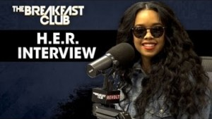 H.e.r. Talks New Music, Janet Jackson & More On The Breakfast Club